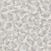 Decorative seamless abstract khaki background — Stock Vector