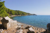 Bay at Phaselis, Turkey — Stock Photo