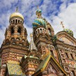 Church of the Savior on Blood, St. Petersburg, Russia. — Stock Photo