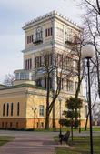 宫殿的钟塔. — 图库照片