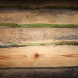 Old grunge wood panels background texture — Stock Photo