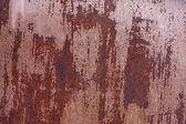 Rostige metall hintergrundtextur — Stockfoto