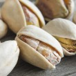 Pistachios closeup — Photo