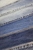 Jeans abstract background texture — Stock Photo