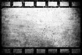 Old grunge film frame vintage background — Stock Photo