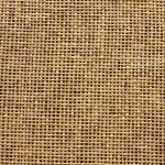 Jute mat burlap background texture — Stock Photo