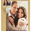 Prince William and Kate Middleton circa 2011 — Stock Photo