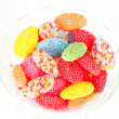Colorful candies — 图库照片
