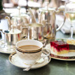 Coffee time. selective focus — Stockfoto #13399849