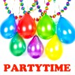 Carnival or birthday party decoration — Stock Photo #13405019