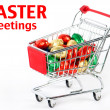 Easter shopping concept — Stock Photo #13412502