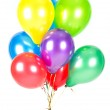 Colorful balloons. party decoration — Stock Photo #13416562