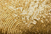 Abstract golden background. vibrant color — Stock Photo