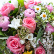 Colorful spring flowers bouquet — Stock Photo #13510535