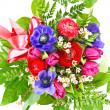 Colorful flowers bouquet — Stock Photo