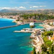 View of Nice, mediterranean resort — Stock Photo #13767053