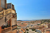 Panoramic view on Nice, France — Stock Photo