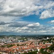 View of Stuttgart city, Baden Wuerttemberg, Germany — Stock Photo
