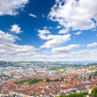 View of Stuttgart city, Germany — Stock Photo #14185584