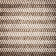 Background of textured textil brown white — Stock Photo