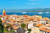 Beautiful view of Saint-Tropez. France, Provence — Stock Photo