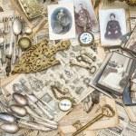 Antique goods — Stock Photo #31257207