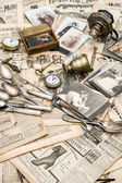Antique goods — Stock Photo