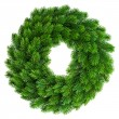 Christmas wreath — Stock Photo #31260045