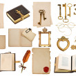 Vintage accessories — Stock Photo