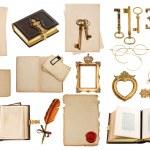 Vintage accessories — Stock Photo