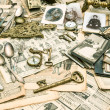 Stock Photo: Antique goods