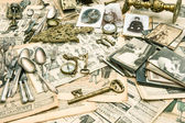 Antique goods — Stockfoto