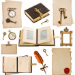 Antique stuff — Stock Photo
