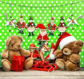 Decoración de navidad vintage — Foto de Stock