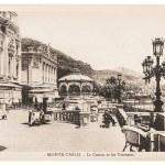 Famous Grand Casino building in Monte Carlo — Stock Photo #35918053