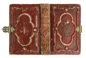 Stare okładki książki z rocznika ozdoba — Zdjęcie stockowe