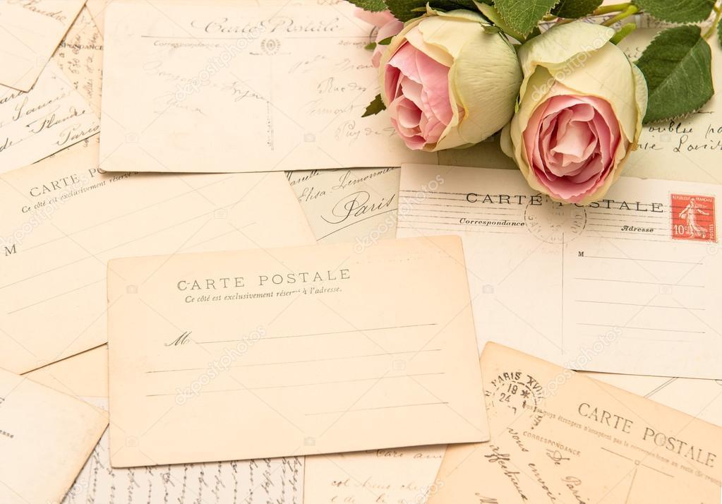 Открытка для любовного письма