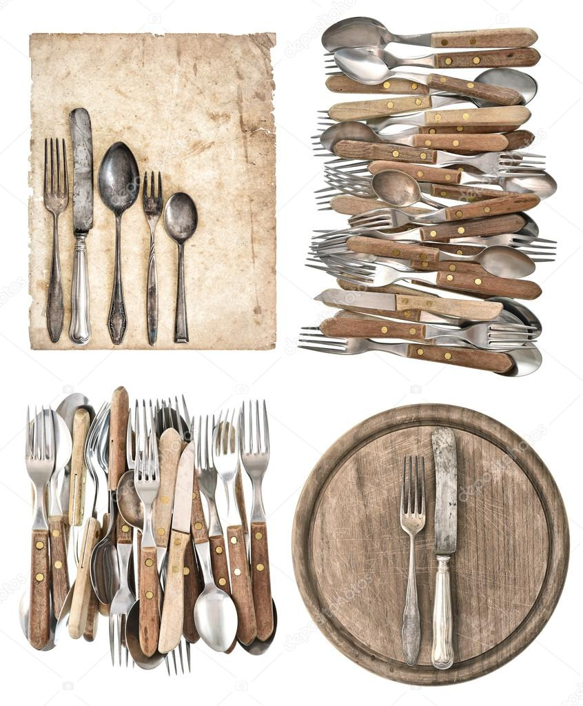 Conseil de cuisine papier g ustensiles de cuisine for Ustensiles de cuisine retro