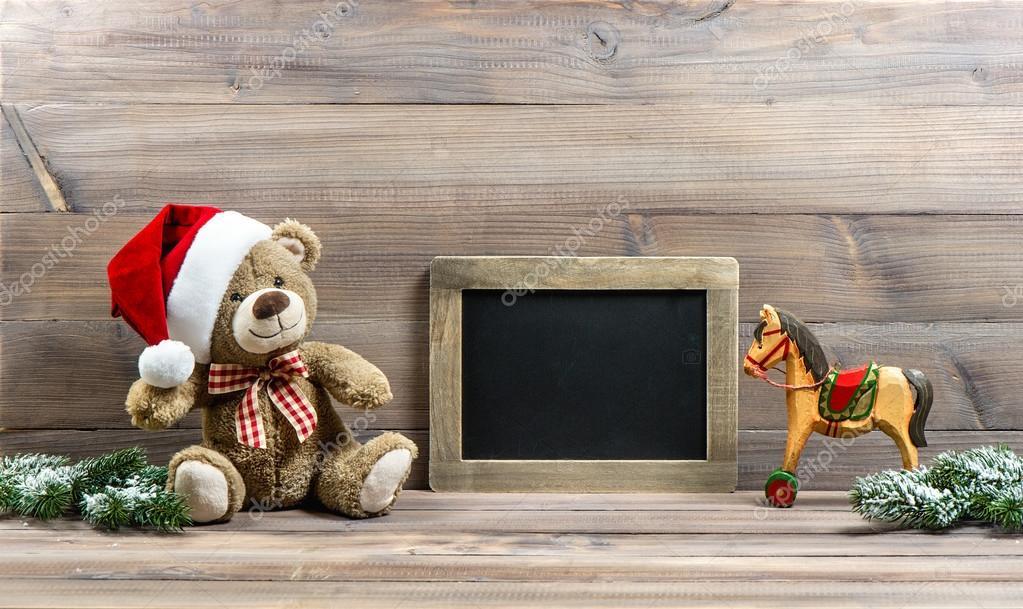 Decoration Noel Cheval A Bascule