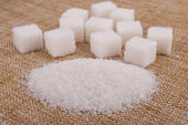 Sugar. — Stock Photo