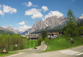 Dolomites - Italy — Stock Photo