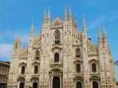 Milan Duomo - Italy — Stock Photo