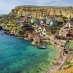Popeye Village - Malta — Stock Photo