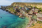 Popeye Village - Malta — Stock Photo