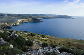 Northern coast of the Maltese islands — Stock Photo