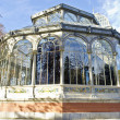 Stock Photo: Palacio de Cristal in Madrid - Spain