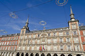 Principal Building in Plaza Mayor in Madrid (Spain) — Stock Photo