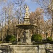 Fountains in the Gardens of Aranjuez - Spain — Stock Photo #28551945