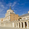 Stock Photo: The Royal Palace of Aranjuez (Spain)