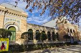 Parque del Buen Retiro in Madrid (Spain) — Stock Photo